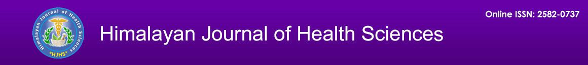 Himalayan Journal of Health Sciences